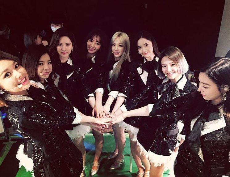 希望大家能夠多給這些女偶像們正面能量呦♥