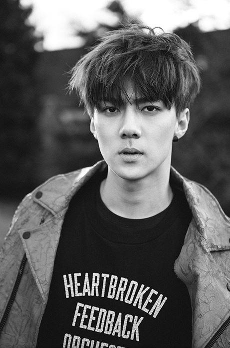 EXO 世勳 這個假忙內也是個可愛傲嬌男♥想要帶回家的請舉手!