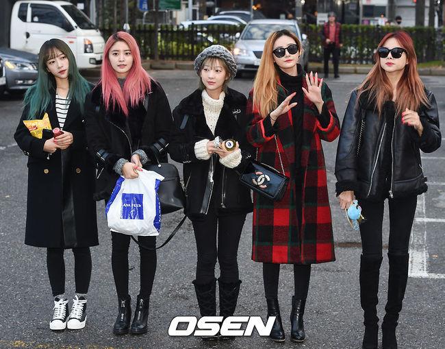 EXID 會缺席「MBC 歌謠大祭典」。