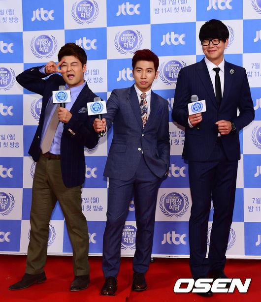 《非首腦會談》節目的主軸是將最近二三十歲的韓國青年煩惱之一作為每集的主題,由三名主持人和生活在韓國的各國出演者,根據主題事件進行討論,每集的結尾以投票決定此事件或煩惱是正常還是非正常。