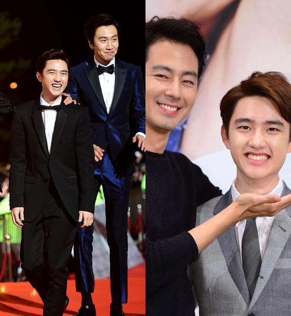 演技傑出的他,曾與趙寅成、李光洙共同演出韓劇 - 沒關係,是愛情阿