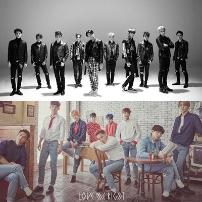 EXO日本出道作品「Love Me Right ~romantic universe~」共賣出18.7萬張(3.2億←日幣) EXODUS(Korean ver.)賣出6萬張(1.8億←日幣)