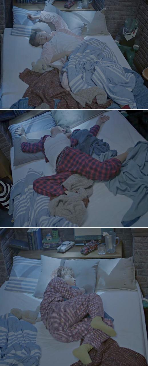 話說這樣一看…振煥睡姿是否太萌♥(´∀` )人