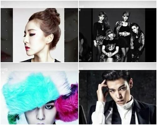 接著要請到YG指定的彩妝師申老師來教大家Dara的立體小臉妝,GD、T.O.P、2NE1的妝容都由她負責的喔!