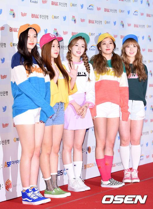 最後一位單眼皮女孩是...Red Velvet 的成員!