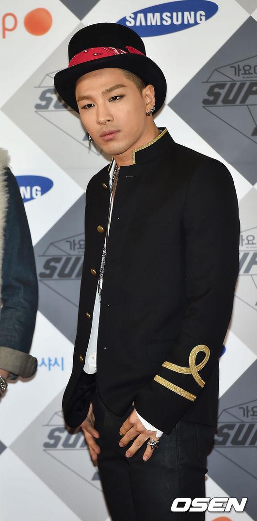 最後一個入圍名單竟然也有太陽~哇~BIGBANG就上了3個人~女小學生你們真狠啊!!