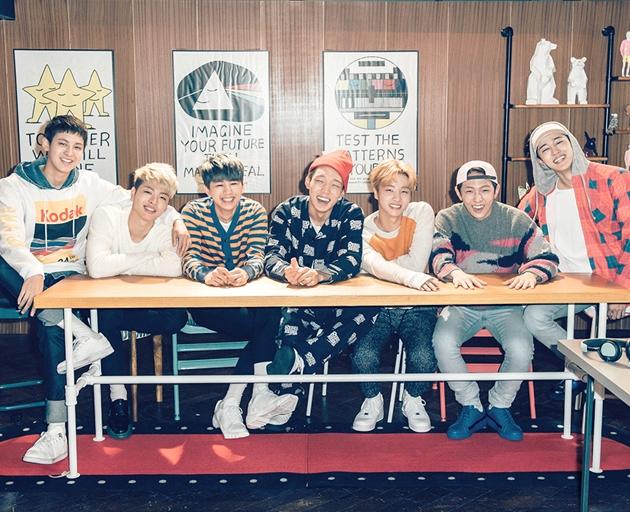 #1:別家看不到的初舞台  24 號發行出道專輯《WELCOME BACK》的 iKON,會在歌謠大戰上首次表演新歌。