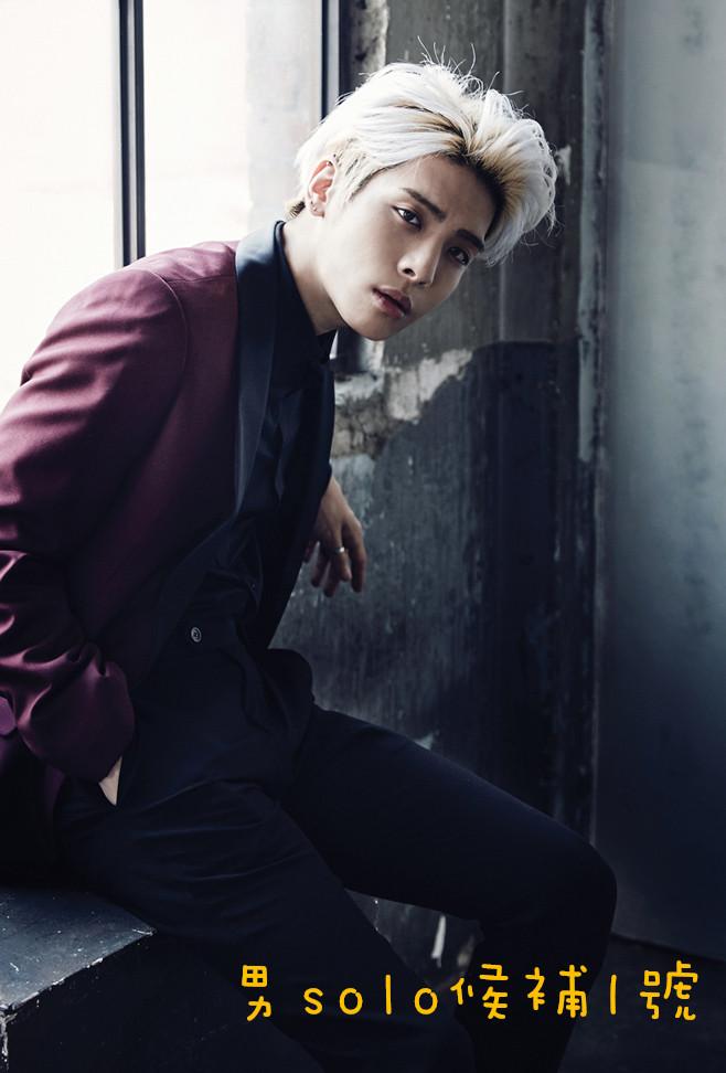 金鐘鉉 作為SHINee成員出道7年後,才發行個人首張專輯!一出片就以主打歌《Déjà-Boo》奪下8個音樂節目冠軍!結算今年音樂節目冠軍次數的男歌手的話,鐘鉉穩坐第一!