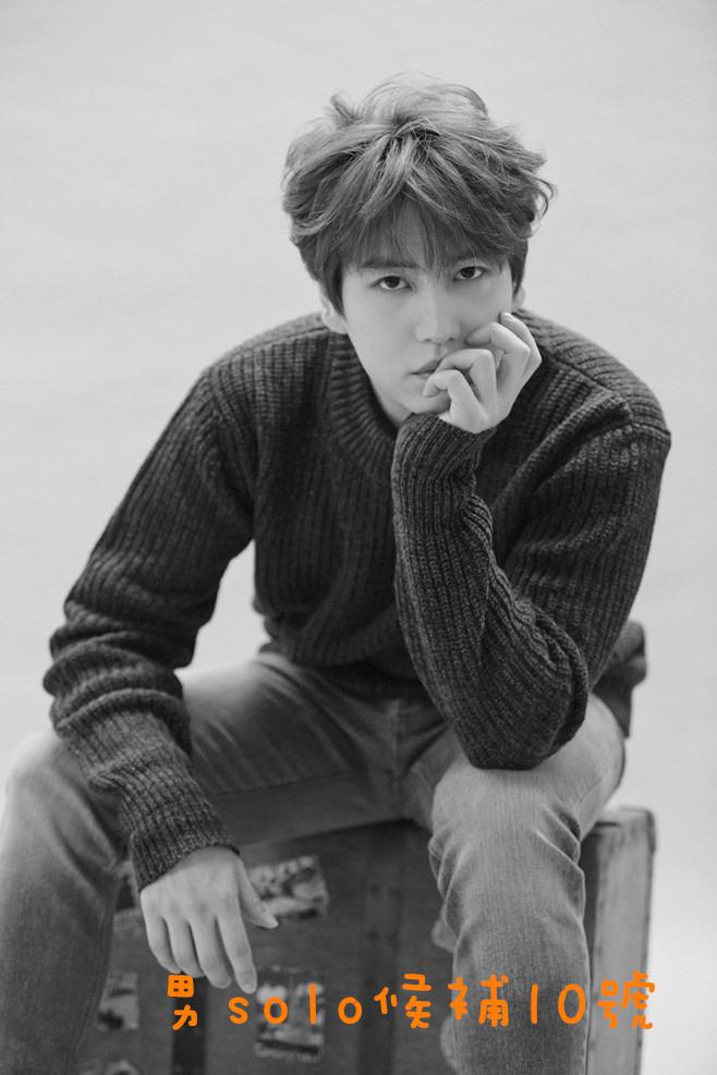 曹圭賢 Super Junior的老么,但也是最多次solo出輯的SM娛樂歌手,溫暖人心的嗓音在第二張迷你專輯《再次,秋來》中完美呈現,讓人心暖之外,圭賢也找到自己獨特的風格~