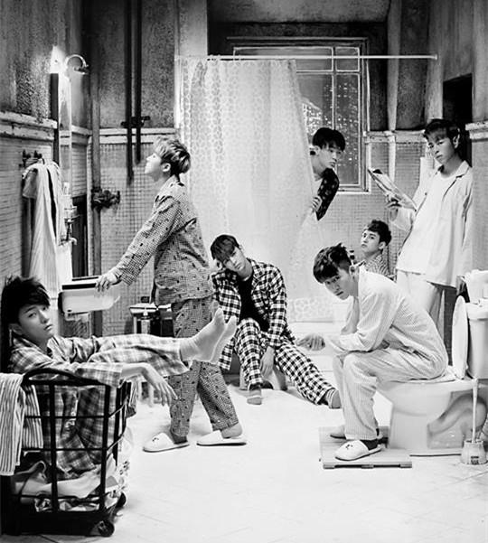 iKON 但是如果要說到音源冠軍那就肯定是iKON了!而且也是今年新人中,在音樂節目拿下5次冠軍是最多!再加上又得了MAMA與Melon Music Awards的最佳新人~拿獎態勢勢如破竹!
