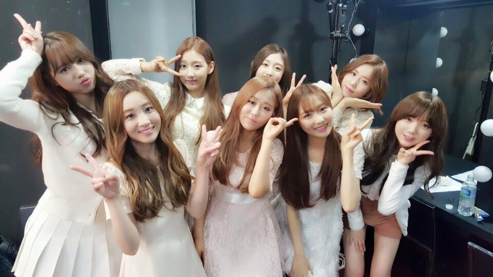 Lovelyz 今年終於以8人到期回歸的Lovelyz,以高顏質驚艷網民~因為由師兄團Infinite的經紀公司推出,歌曲品質掛保證!