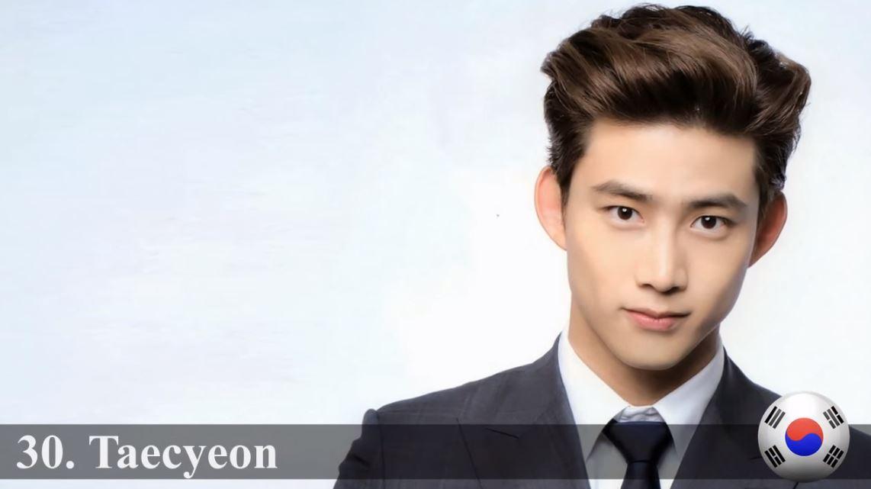 ♥ No.30 :: 2PM 澤演  你以為帥哥都不會讀書的話,那就大錯特錯了!澤演可以演藝圈公認高智商、富有愛心的代表男神之一!