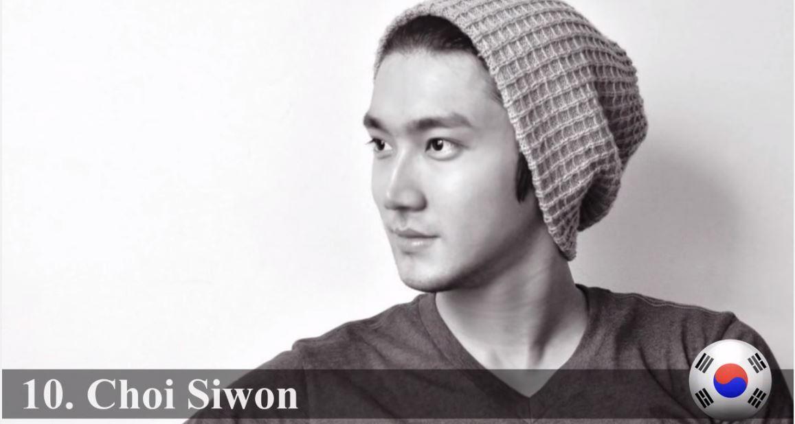 ♥ No.10 :: Super Junior 始源  說到 Super Junior 的門面,絕對不能不提始源,毫不顧忌形象的他,反而讓他的人氣水漲船高啊!