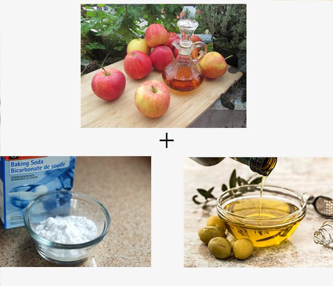 「No Shampoo」並不是完全不用洗髮精,只用清洗清洗,而是不用市面上的化學洗髮精。 具體的洗頭方法是:先在溫水裡倒進適量的小蘇打,然後用蘇打水洗乾淨頭髮,再在清水裡加入幾滴蘋果醋和橄欖油沖洗乾淨。小蘇打和蘋果果醋一起使用的話,可以恢復頭髮原本的PH值。