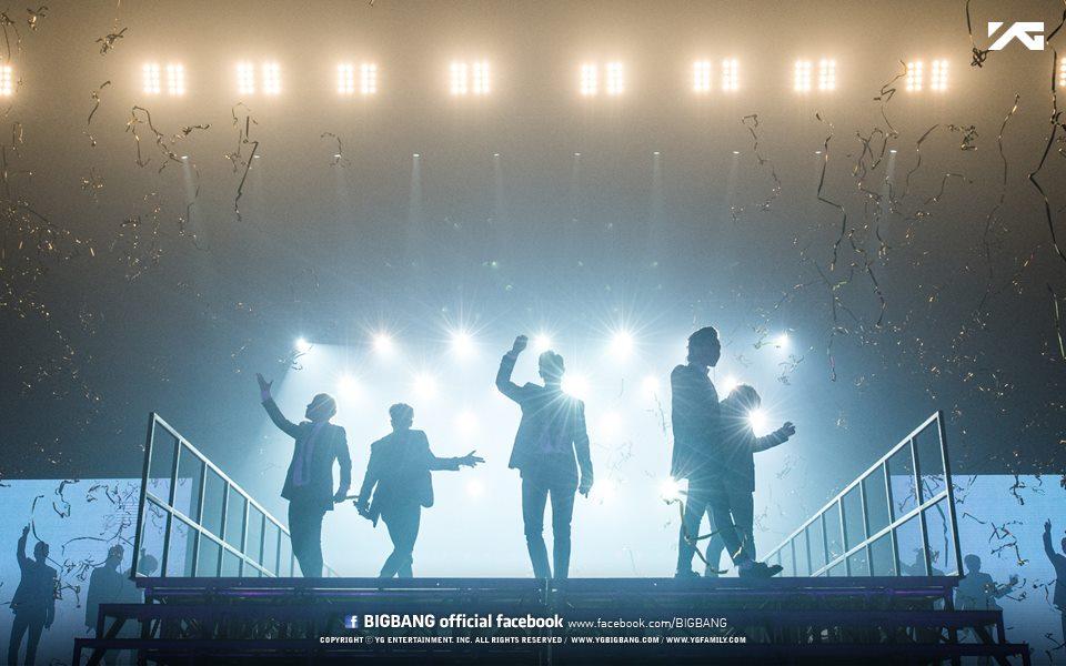 公演藝人:BIGBANG 名次排名:第八名 觀眾人數:70.8萬人 公演場次:14場