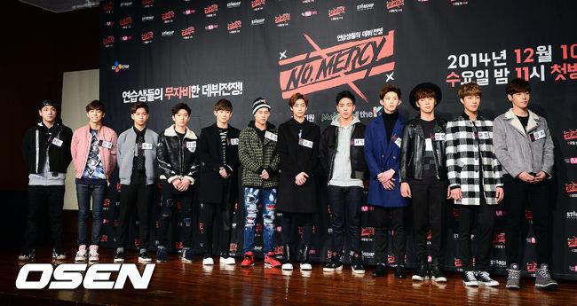 #3:NO.MERCY  《NO.MERCY》是由 STARSHIP 娛樂和 Mnet 共同推出的生存遊戲。