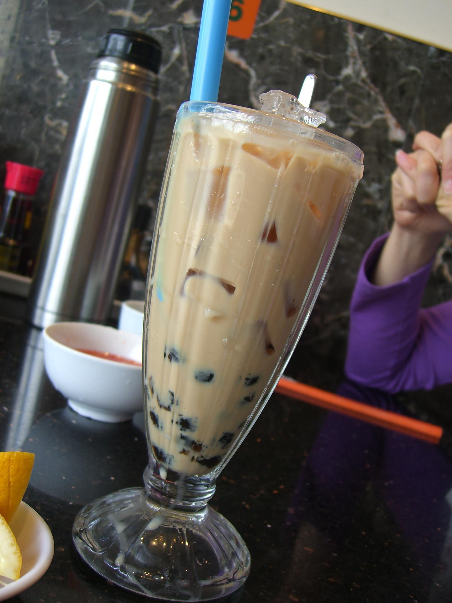 小編已經想好今天中餐要配珍珠奶茶囉♥