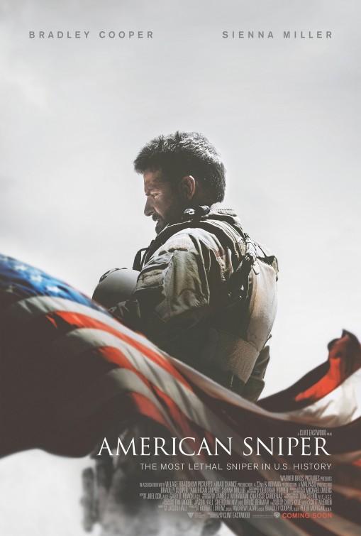 TOP 6:美國狙擊手