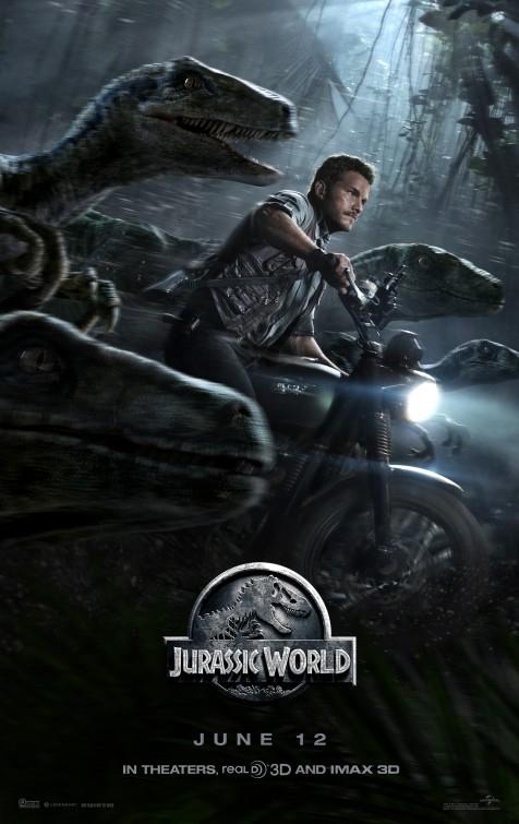 TOP 4:侏羅紀世界