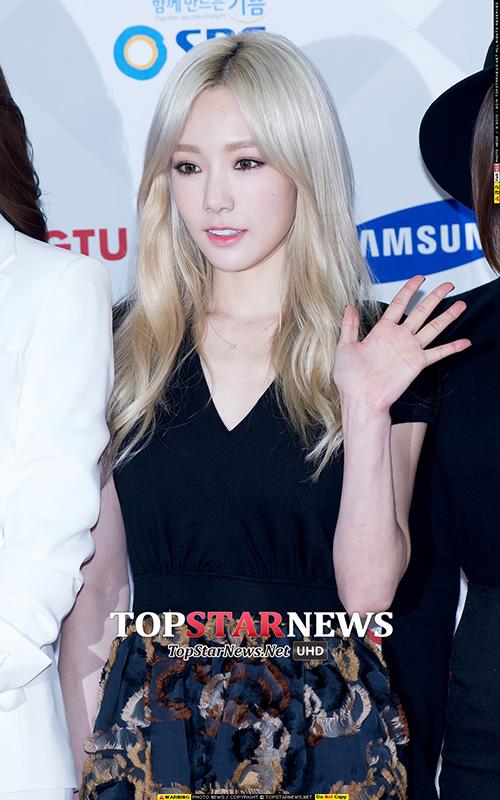 最近太妍的妝容受到大家的追捧...超高清相機下也晶瑩剔透....♥