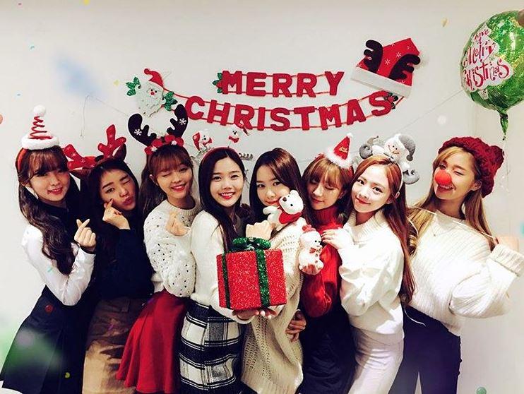 這個女團就是WM娛樂B1A4的師妹團Oh My Girl!