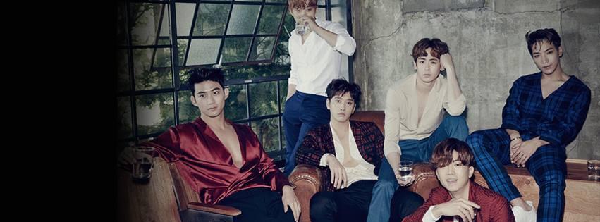 #8.2PM 《NO.5》 跳脫以往的野獸派風格,這次呈現的是2PM在歌曲上的魅力 R&B的曲風搭配他們的形象產生微妙的變化,是2015年最富有魅力的男子團體之一