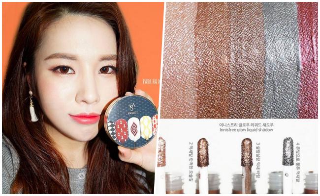 박하  Follower:58K 韓國人氣很高的美妝部落客,充滿魅力的眼妝可以說是她的強項!每次介紹的眼影都很吸引人呀~
