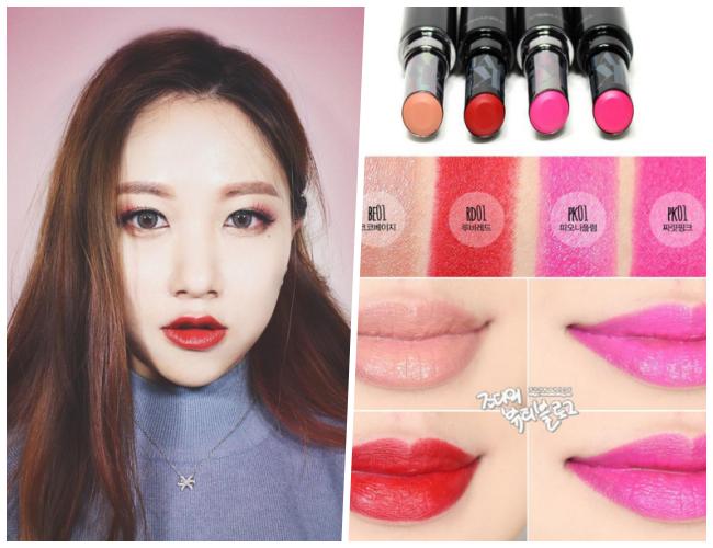 Jody Follower: 52K 韓國知名的美妝部落客,妝感比較可愛!適合喜歡清新可愛彩妝的女孩兒!