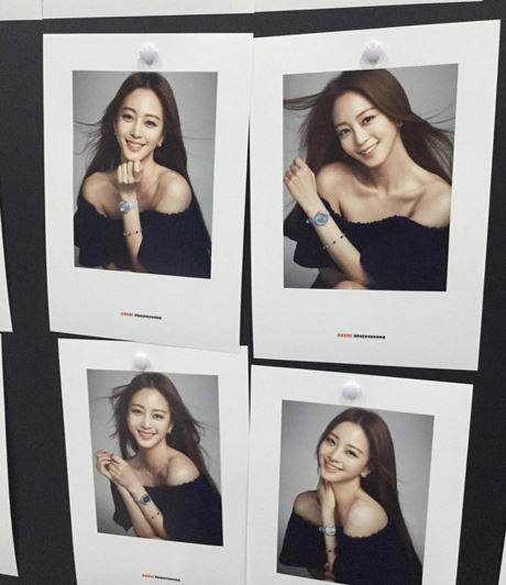 ✿韓藝瑟 藝瑟歐逆的鎖骨真的很強!如果在韓國網站上搜尋鎖骨女星,一定會出現韓藝瑟的名字~TEDDY哥真幸福(*´∀`)~♥