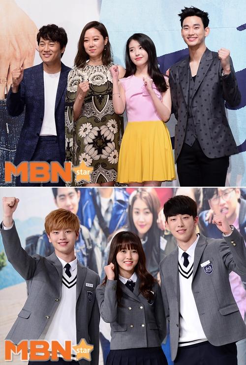 去年KBS播出的戲劇中,大家最有印象的想必是《製作人》、《Who Are You-學校2015》、《無理的前進》、《Oh My Venus》等戲劇