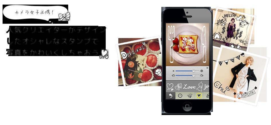 好啦!雖然PopCam不是免費APP(台灣區NT.30),但看在這麼多時髦的貼圖&特殊濾鏡,小編覺得非常值得耶!