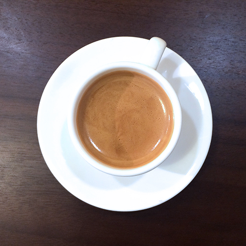 1. 義大利 一杯義式濃縮咖啡,醒酒的同時也讓你打起精神。