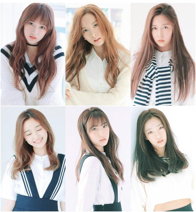 這支同樣由STARSHIP和中國的樂華娛樂攜手打造的團體,顯然不僅將目標放在韓國,更要紅出海外。而且雖然人數眾多,但也計劃推出小分隊活動。看以預告照就知道今年將會刮起一陣清純女團的旋風