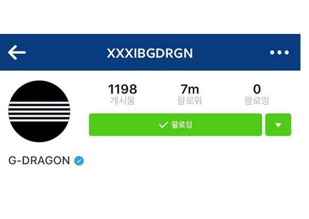 熱門話題(三):BIGBANG G-DRAGON仍是國內擁有最多粉絲數的男藝人