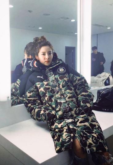 超強美貌加上可愛活潑的個性,讓Dara感覺又年輕了好幾歲