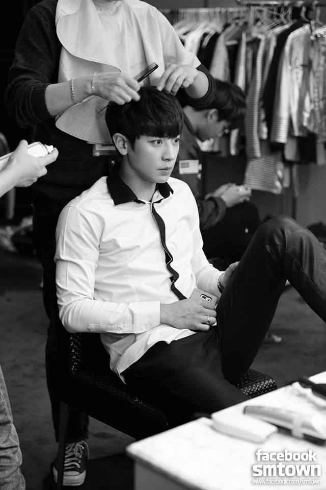 EXO:燦烈