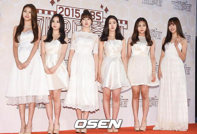 ◆ GFRIEND  GFRIEND 是Source Music 在 2015 年推出的韓國女子團體。