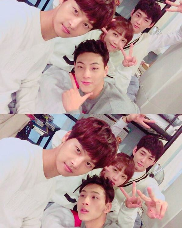 接下來的4位則是去年在韓國引起熱烈討論,韓國媒體要大家記住他們的閃耀明星★