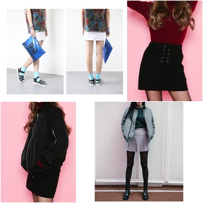 運動風的單品有很多選擇,今年超多的啊!最棒的穿搭法就是融合女孩風+OVERSIZE的單品,絕對能做出對比強烈的酷女孩造型!