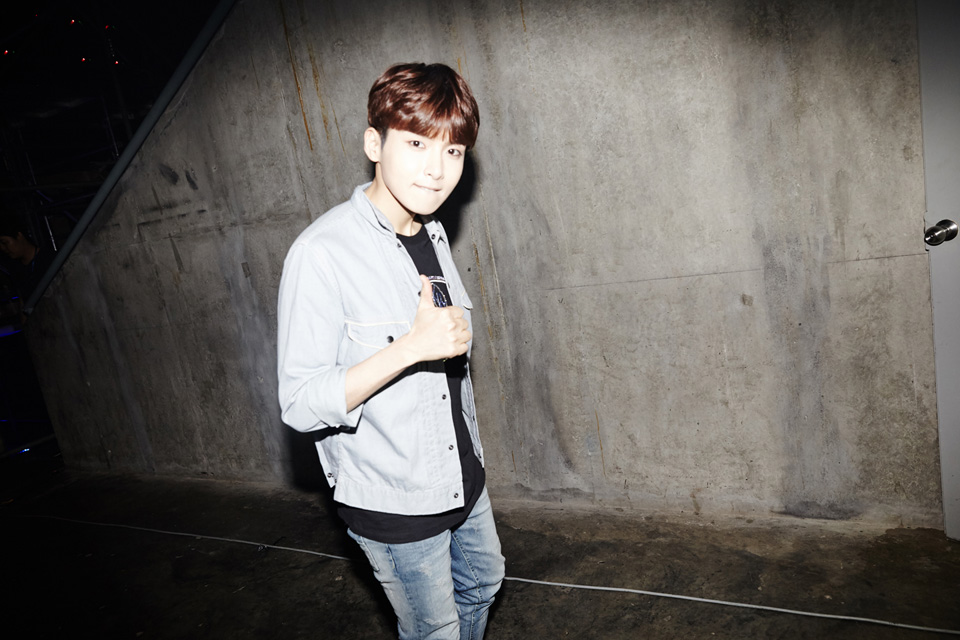 還有之前公布的Super Junior第二solo人選厲旭~