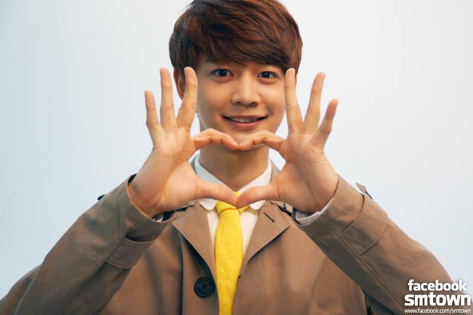 ♥ SHINee 珉豪  舉手投足都有貴族氣質的珉豪,不同於成熟的外表,其實個性也很像小孩子。