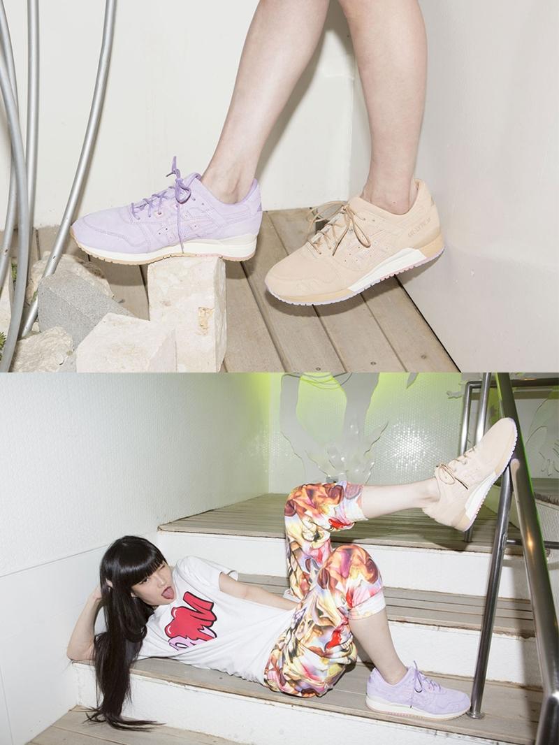 由陳冠希親自設計,設計概念來自「從土壤裏種出美麗的薰衣草」,如果你將兩雙鞋上下組合起來,就會看出一個美麗的圖畫。目前在JUICE買得到,1/9之後網路上也可以買到!