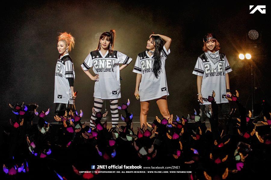 你知道2NE1除了自己很紅之外,她們MV合作過的男星還會一起沾光嗎?