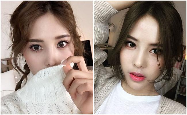 #3 Kyungsun  追蹤人數:267,781 最近人氣最旺的美妝達人之一就是Kyungsun,顏質高,又很細心的教學,經營才一年半的時間就達到26萬人次追蹤。