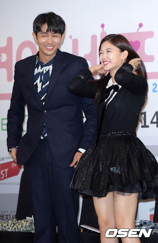 《戀愛細胞》是由網路漫畫改編,找來演技派童星金裕貞,搭配2AM任瑟雍主演,一舉衝上第7!!