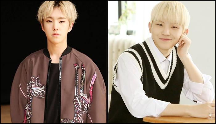 ♡ SEVENTEEN Woozi、Hoshi  「不管是身高還是長相都很不偶像。」「真不懂現在大家對偶像的標準是什麼。」