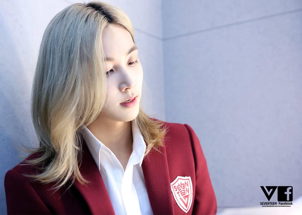 SEVENTEEN - Jeong Han