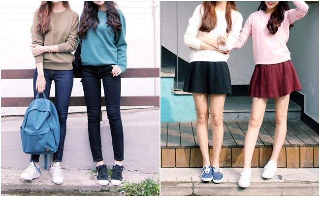 介紹了好多運動鞋後,這次來跟大家介紹一些女孩鞋櫃中,就算不是名牌也很好穿的休閒鞋款吧!