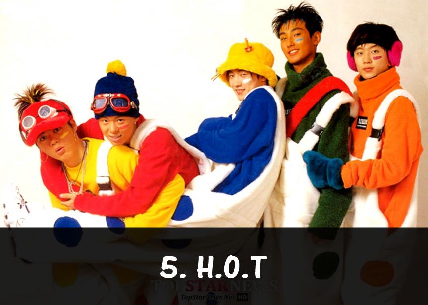 H.O.T雖然才短短活動5年,但絕對是90年代的韓流始祖之一,今年也是他們出道第20個年頭,難怪FUSE才(私心?)希望他們能夠在20周年合體一下下也好~