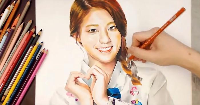 還有最近美貌的代名詞:AOA雪炫!
